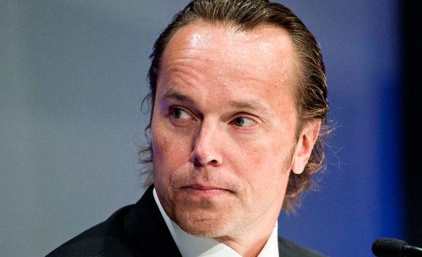 Kimmo Rannisto vakuuttui Jesse Puljujärven otteista.