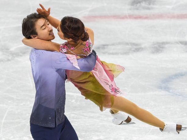 Chris Reed (vas.) kilpaili viimeisen kerran Etelä-Korean olympialaisissa.