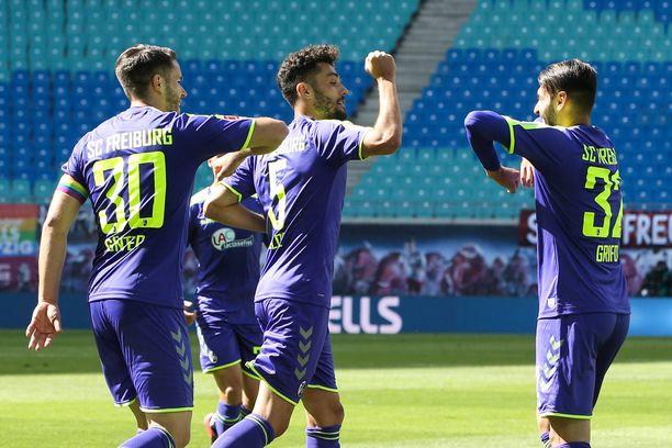 SC Freiburg on ollut otteluissaan onnekas, eikä kuulu sarjan kärkipäähän.