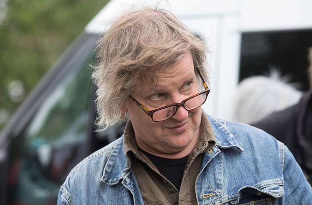 Sarjan ohjaajasta Jukka Mäkisestä tulee tänään henkilökuva TV1:ltä kello 16.05.