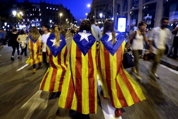 Paras ratkaisu olisi vanhemman tutkijan Teemu Tammikon mukaan keskusteluyhteys Madridin ja Barcelonan välillä.