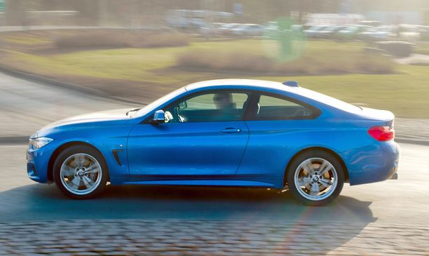 Bemari, Mersu ja Audi. Niillä ajetaan brittitutkimuksen mukaan riskialttiisti.