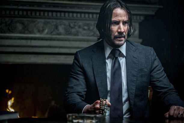 Keanu Reeves nähdään pääosassa.