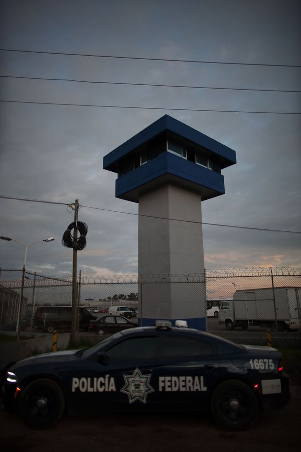 Keskisessä Meksikossa sijaitsevasta Altiplanon vankilasta El Chapo pääsi pakenemaan kaksi kertaa.