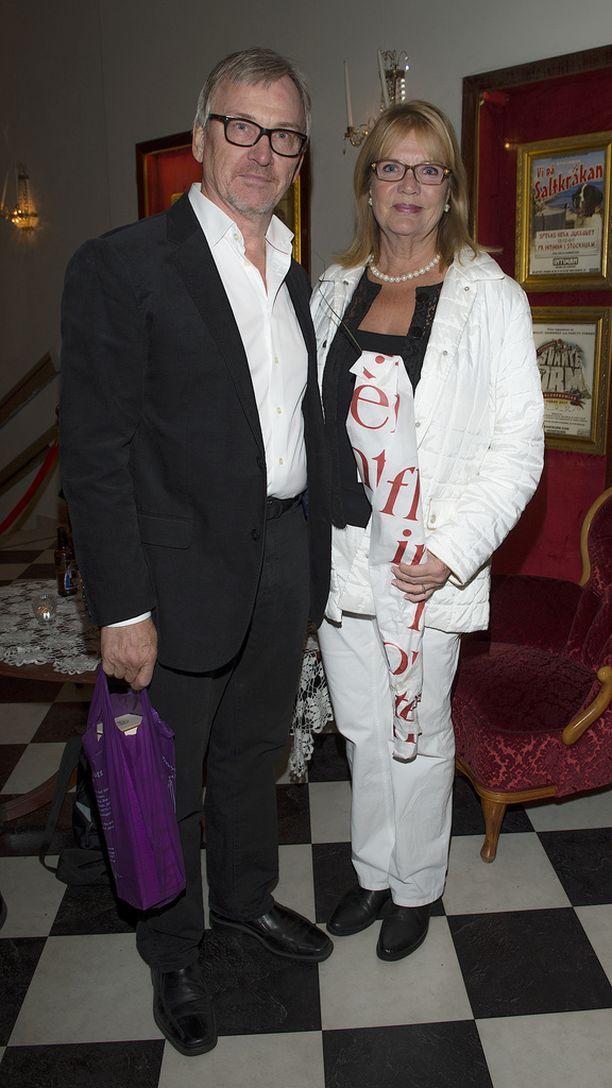 Aviciin isä on Klas Bergling ja äiti Anki Lidén.