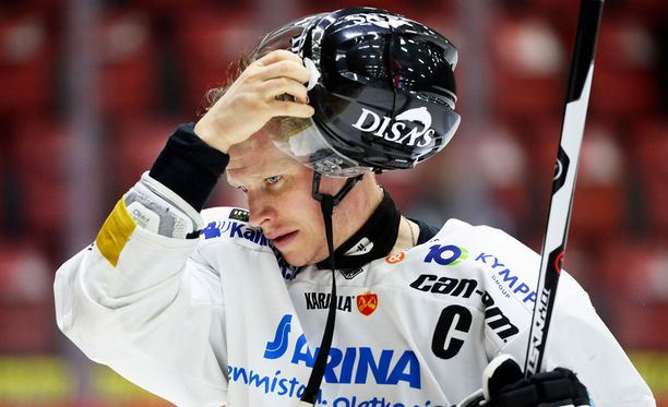 Lasse Kukkonen oli epäonnen soturi KalPaa vastaan.
