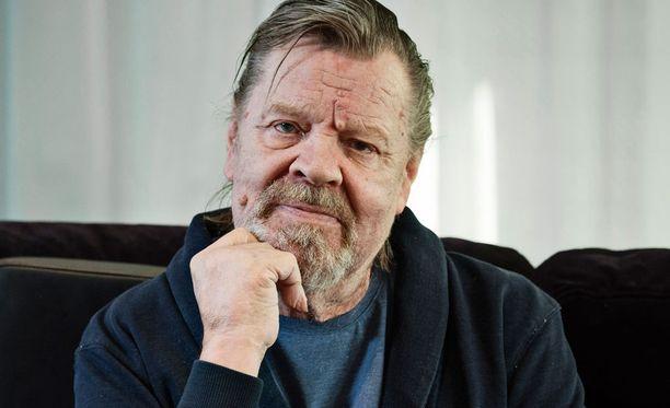 Kuvassa Vesa-Matti Loiri vuoden 2016 lokakuussa.