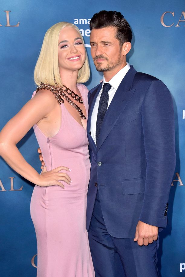 Katy Perryn ja Orlando Bloomin ensimmäisen yhteisen lapsen on määrä syntyä kesäkuussa.