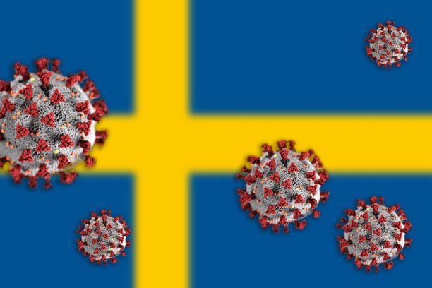 Ruotsin koronaluvut ovat Suomen vastaaviin verrattuna synkät.