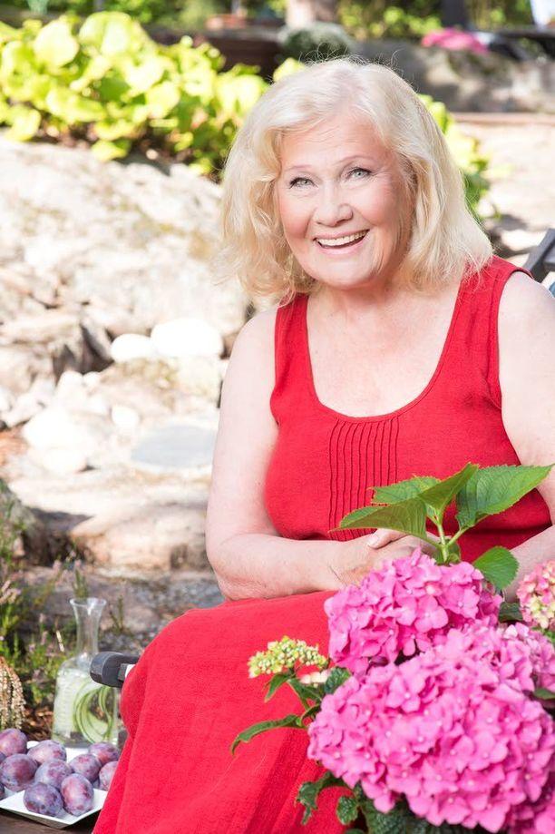 Maija-Liisa Peuhu muistetaan parhaiten Salkkareista.