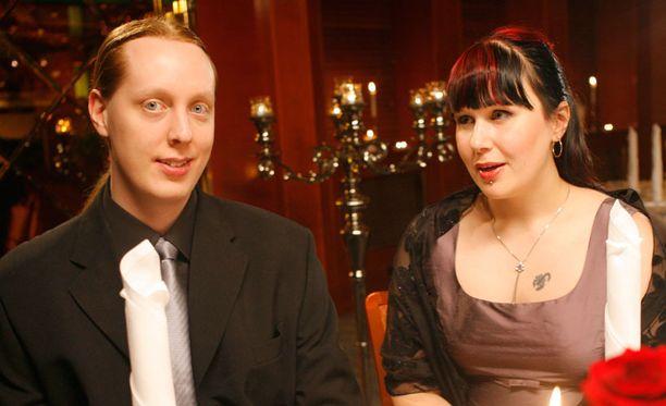 Teemu ja Kati Haimi ovat päätymässä eroon. Kati on jo muuttanut pois miehensä luota.