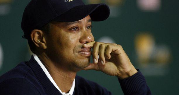 Kohussa kärsinyt golf-legenda voittanut 14 major-turnausta, ja kun hän oli 2008–2009 sivussa kahdeksan kuukautta, romahtivat golfkisojen yleisömäärät ja tv-katsojaluvut.