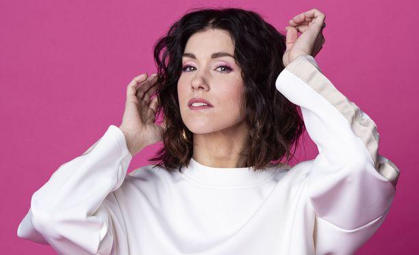 Keikkailu on Jannika B:n ehdoton suosikkihetki koko laulajan ammatissa.