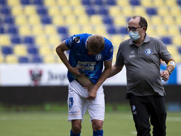 Igor Plastunin sunnuntainen ottelu ei jäänyt mieleen positiivisessa mielessä.