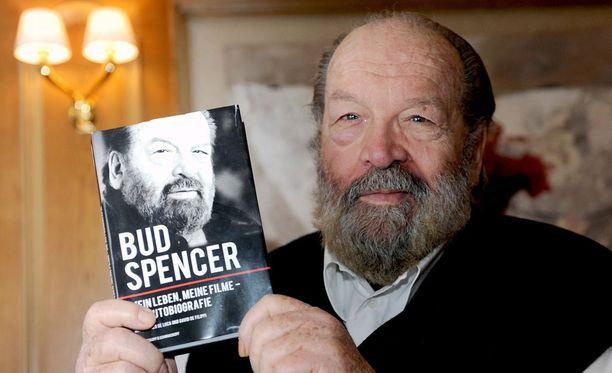 Bud Spencer julkaisi vuonna 2011 omaelämäkerran Minun elämäni, minun elokuvani.