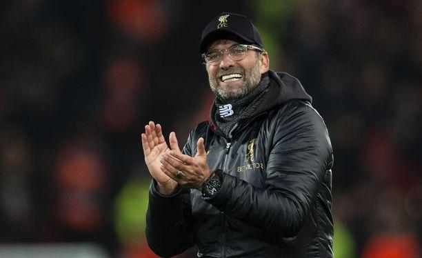 Jürgen Klopp haluaa maksaa potut pottuina Bayern Münchenille.