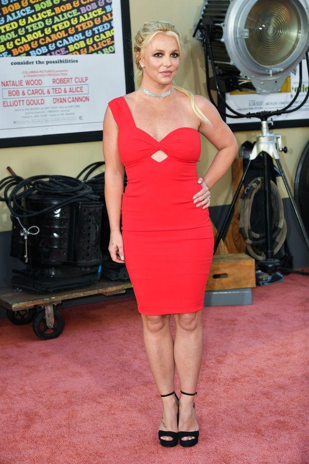 Britney Spears on ollut otsikoissa mielenterveysongelmistaan.
