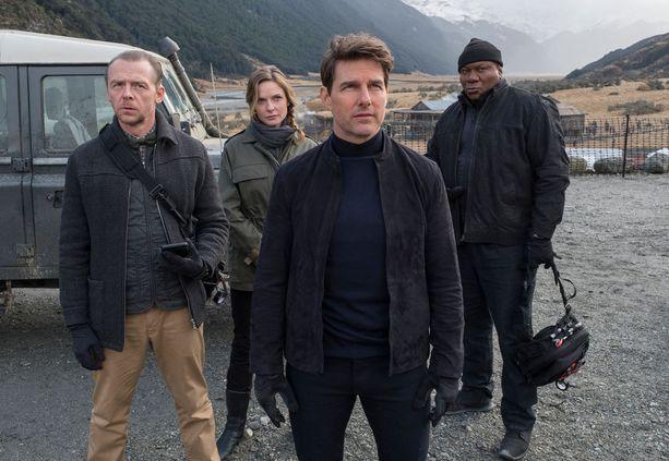 Rhames toistaa roolinsa tietokonenero Lutherina myös uusimmassa Mission: Impossible -elokuvassa. Elokuvan pääosassa nähdään Tom Cruise.