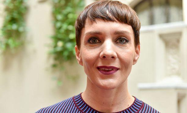 Maria Veitola, 44, on tunnettu juontaja, toimittaja ja esimies.