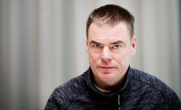 Raimo Helminen tekee paluun Kazakstaniin.