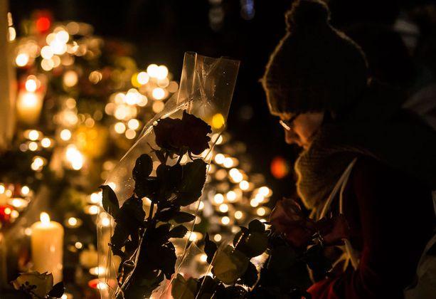Ranskassa muistettiin runsas viikko sitten Pariisin iskujen uhreja.