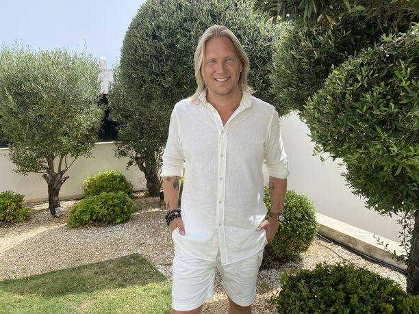 Sami Kurosen heinäkuu kuluu Espanjan Marbellassa, Temptation Island Suomi -ohjelman kuvauksissa.