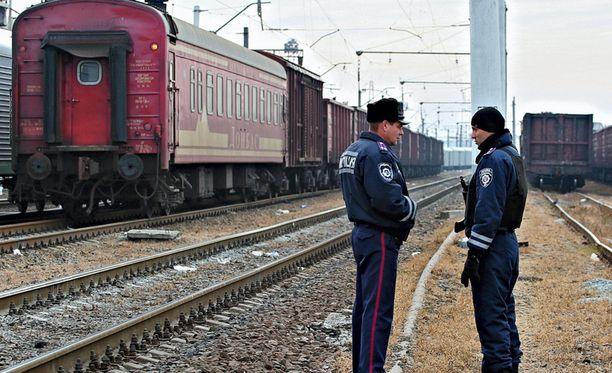 Junaliikenteen katkaiseminen vaikeuttaa Krimille matkustamista merkittävästi.
