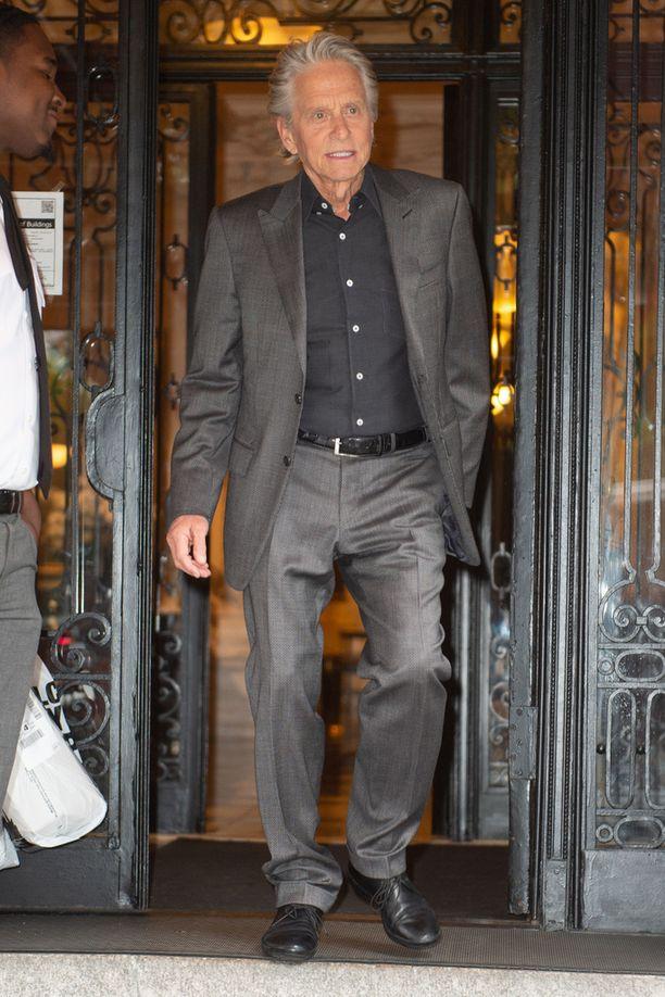 Michael Douglas on ollut elokuva-alalla jo 50 vuotta.