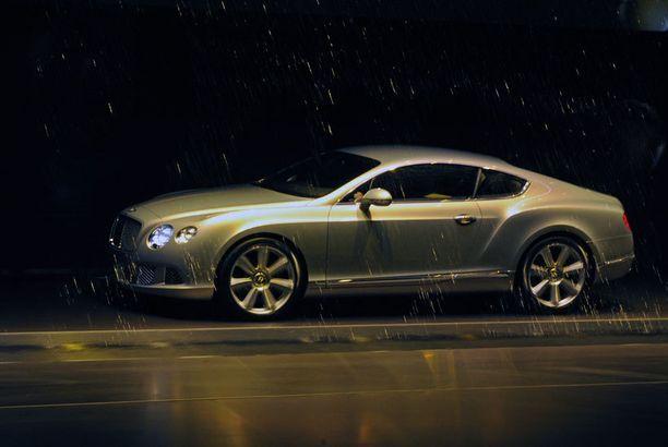 Cheekin Bentley muistutti kuvassa olevaa mallia.
