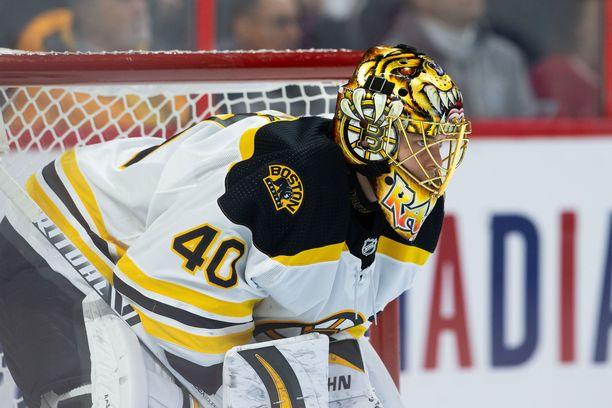Hienoa kautta pelaava Boston Bruinsin Tuukka Rask jää pois NHL:n All Stars -tapahtumasta.