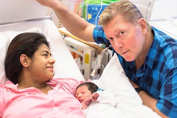 Vesa Keskinen on kertonut haaveilleensa tyttö- ja poikalapsesta.