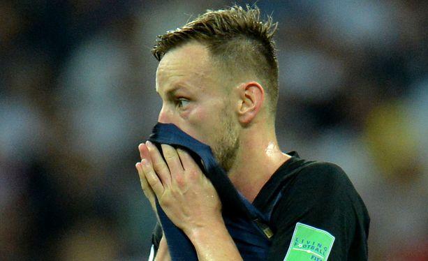 Ivan Rakitić kertoi hätkähdyttäviä tietoja MM-välierää edeltäneestä päivästä.
