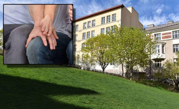 Kallion lukion opettaja on saanut osakseen syytöksiä oppilaidensa seksuaalisesta ahdistelusta. Kuvituskuva.
