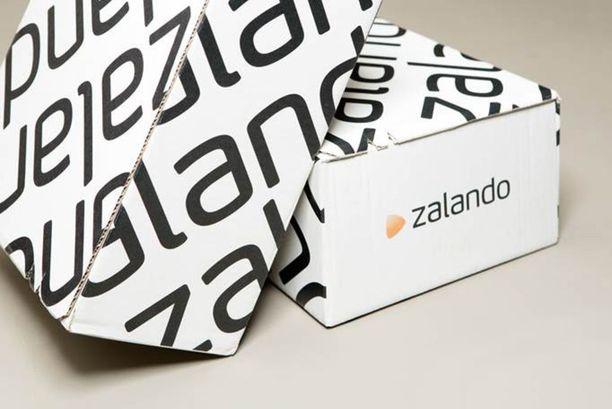 Arvioiden mukaan 50-70 prosenttia verkkokauppa Zalandosta ostetuista vaatteista palautetaan.