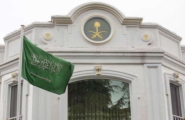 Saudi-Arabia nimitti uuden suurlähettilään Yhdysvaltoihin. Kuvituskuva.