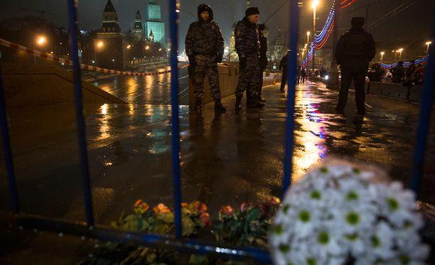 Venäläinen oppositiopoliitikko ja entinen varapääministeri Boris Nemtsov ammuttiin kuoliaaksi Moskovassa.