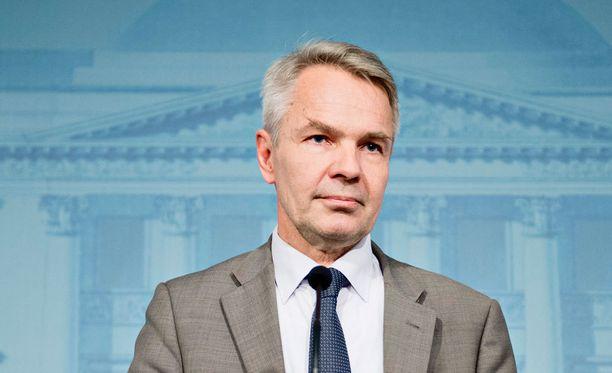 Pekka Haavisto tukee Maahanmuuttoviraston arviota Somalian turvallisuutilanteesta.