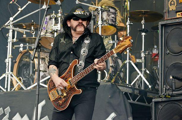 Lemmy Kilmisterin terveys petti.
