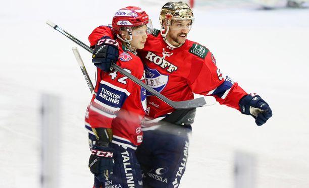 HIFK meni välieriin.