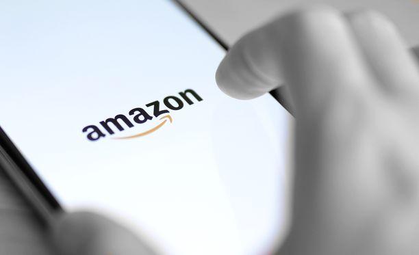 Amazonin nimissä liikkuu huijausviestejä.