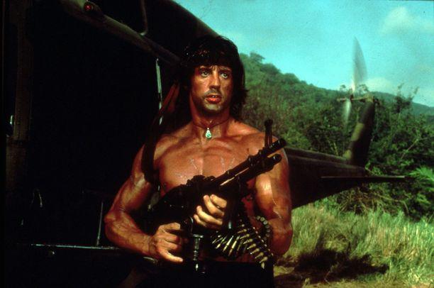 Rambo vankisti Syltyn asemaa toimintasankarina.