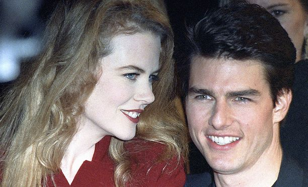 Nicole Kidmanilla ja Tom Cruisella on kaksi yhteistä adoptiolasta.