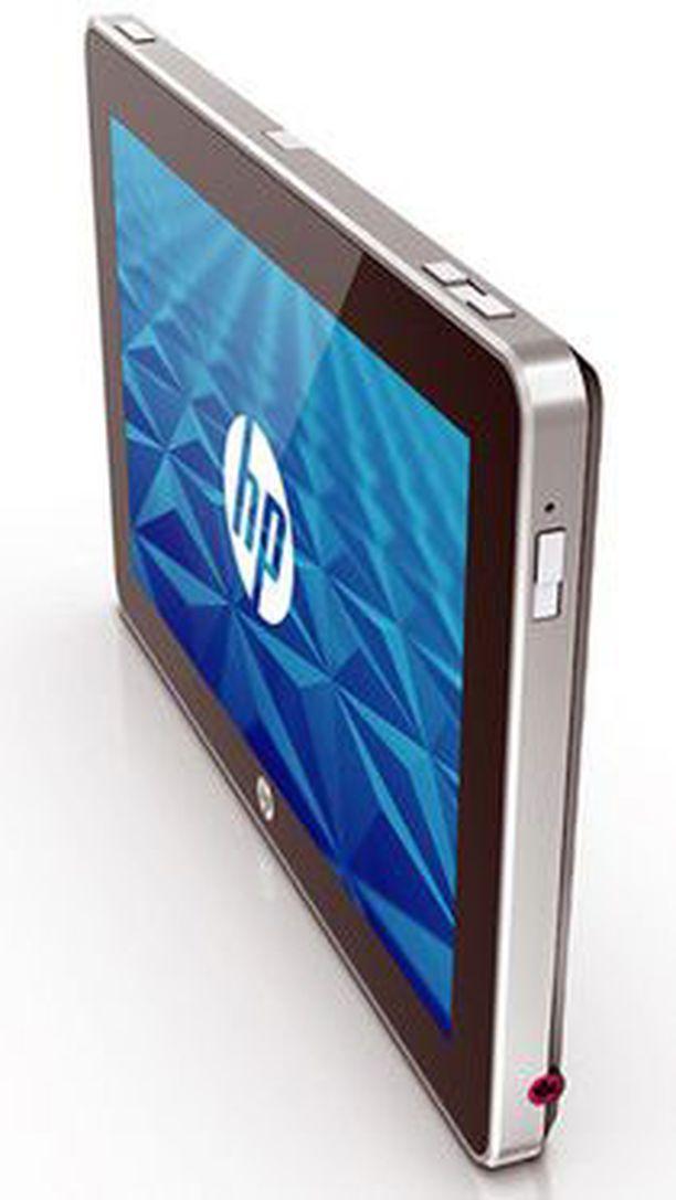 Microsoft esitteli omalla Windows 7 -käyttöjärjestelmällään varustetun, HP:n valmistaman tabletin jo tammikuussa.