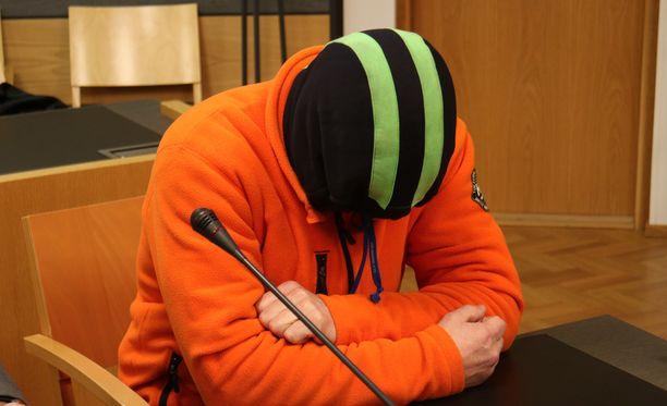 Kaksoismurhasta syytetty mies oikeudessa helmikuussa.