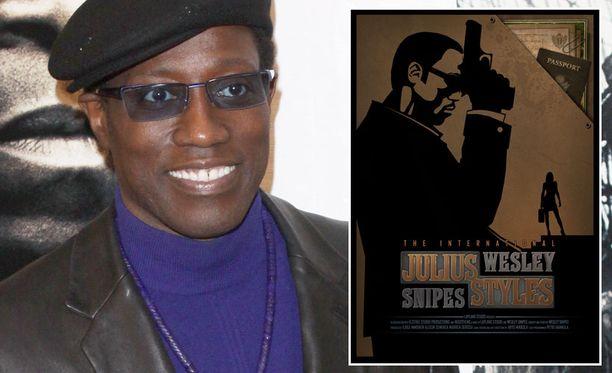 Toimintarooleista tunnettu Wesley Snipes toi pelihahmoonsa vaikutteita useista eri elokuvista.