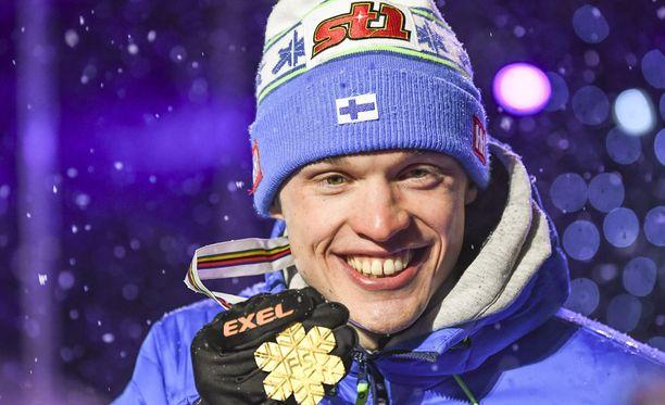 Iivo Niskasen kullan lisäksi Suomen joukkue on saanut kolme muuta mitalia.