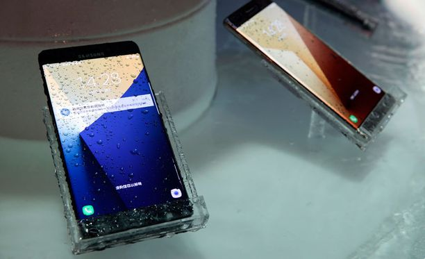 Samsung esitteli uutuuttaan Taipeissa Taiwanissa elokuun alussa. Nyt yhtiö joutuu vetämään kaikki Salaxy Note 7:t takaisin.