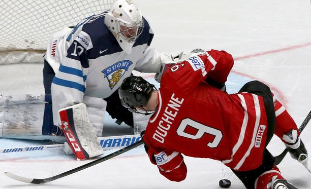 Toisessa erässä Suomi vei Kanadaa.