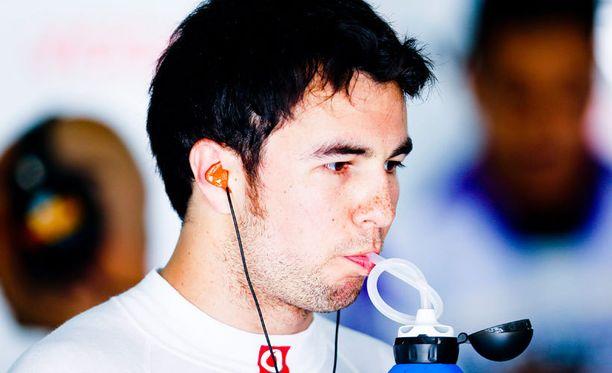 Sergio Perezillä ja McLarenilla on ollut hankalaa.