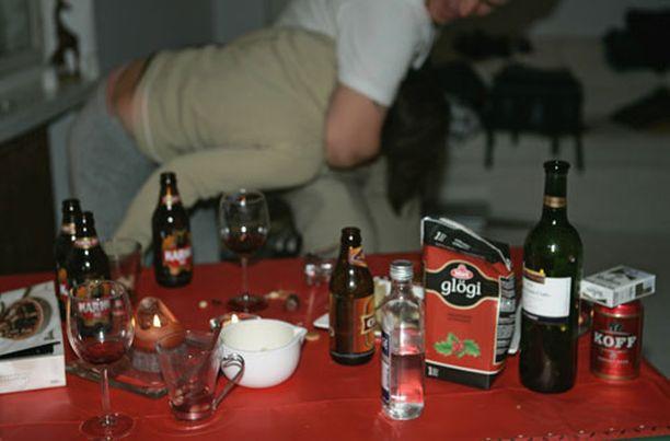 Geenivirhe on osasyy suomalaisten humalaaggressioihin.